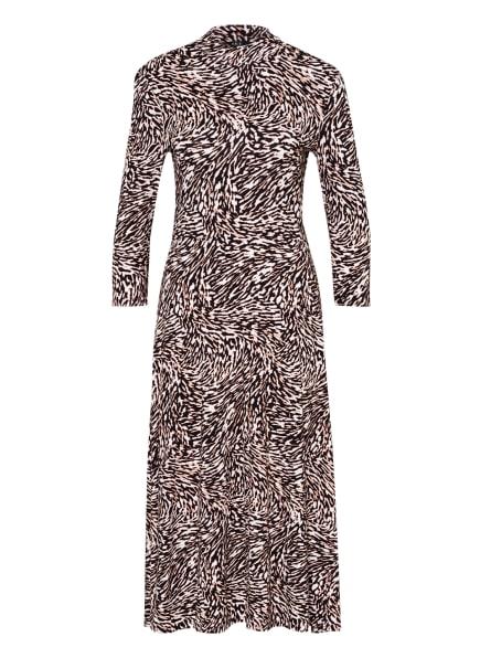 SET Kleid mit 3/4-Arm, Farbe: SCHWARZ/ BEIGE/ ECRU (Bild 1)