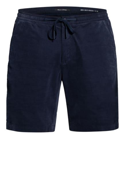 Marc O'Polo Cord-Shorts SALO Slim Fit, Farbe: BLAU (Bild 1)
