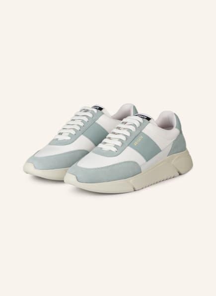 AXEL ARIGATO Plateau-Sneaker GENESIS VINTAGE RUNNER, Farbe: WEISS/ BLAUGRAU (Bild 1)