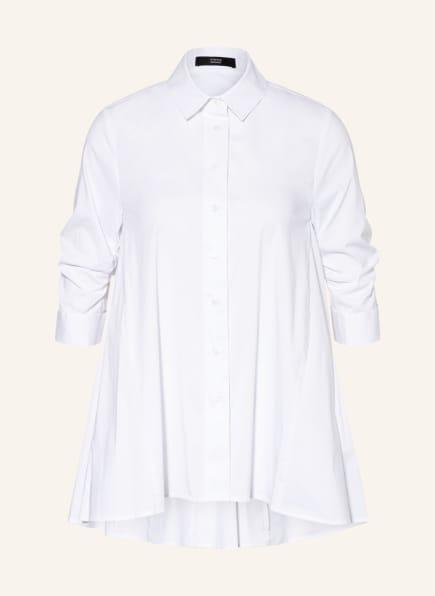 STEFFEN SCHRAUT Hemdbluse mit 3/4-Arm, Farbe: WEISS (Bild 1)