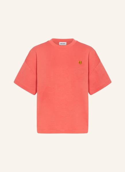 KENZO T-Shirt TIGER CREST, Farbe: HELLROT (Bild 1)