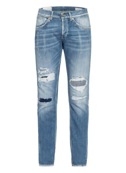 Dondup Destroyed Jeans GEORGE Skinny Fit, Farbe: 800 (Bild 1)