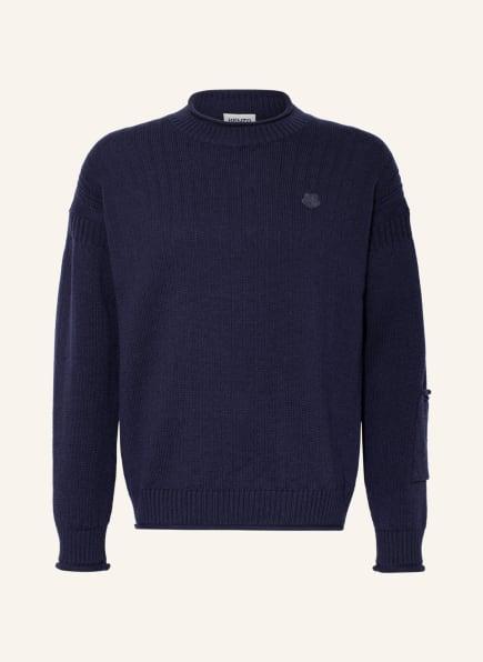 KENZO Pullover TIGER CREST, Farbe: DUNKELBLAU (Bild 1)