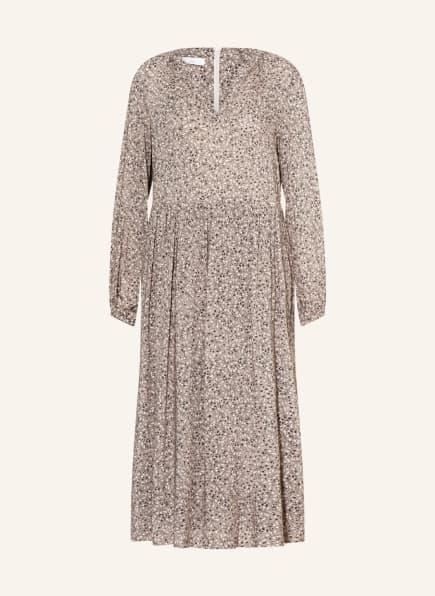 CINQUE Kleid CIDATE, Farbe: TAUPE/ SCHWARZ/ WEISS (Bild 1)