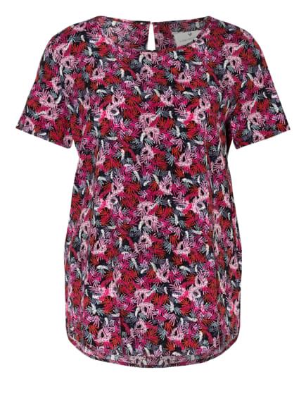 LIEBLINGSSTÜCK Blusenshirt , Farbe: SCHWARZ/ FUCHSIA/ MINT (Bild 1)