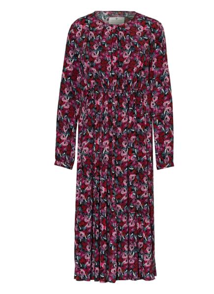LIEBLINGSSTÜCK Kleid RANIL, Farbe: DUNKELROT/ ROSA/ HELLBLAU (Bild 1)