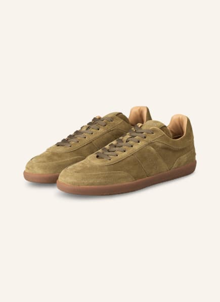 TOD'S Sneaker CASSETTA, Farbe: OLIV (Bild 1)
