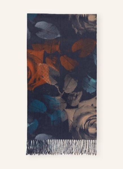 FRAAS Schal, Farbe: BLAU/ HELLBLAU/ BRAUN (Bild 1)