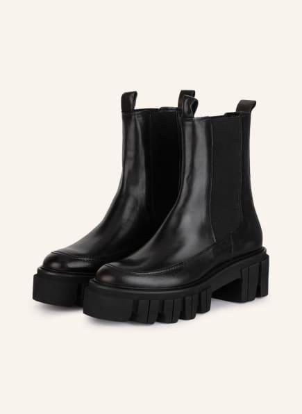 KENNEL & SCHMENGER Chelsea-Boots ROCK, Farbe: SCHWARZ (Bild 1)