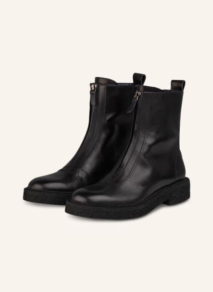 KENNEL & SCHMENGER Boots, Farbe: SCHWARZ (Bild 1)