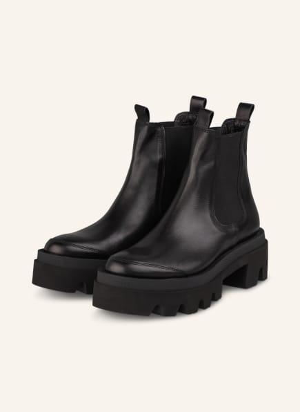 KENNEL & SCHMENGER Chelsea-Boots, Farbe: SCHWARZ (Bild 1)