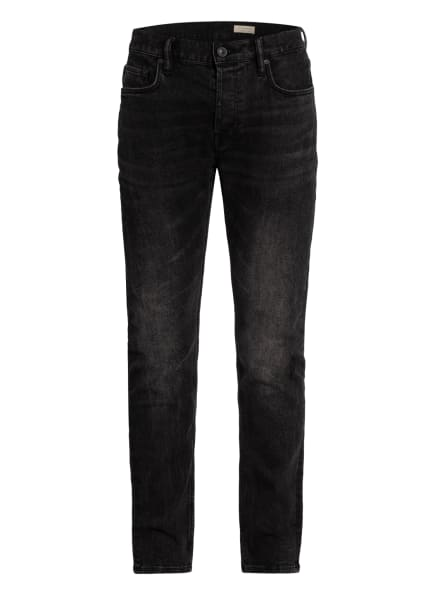 ALL SAINTS Jeans CIGARETTE Skinny Fit, Farbe: 162 Washed Black (Bild 1)