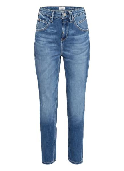 Marc O'Polo DENIM Boyfriend Jeans, Farbe: P93 multi/ mid blue marble (Bild 1)
