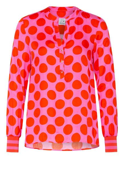 Emily Blusenshirt, Farbe: PINK/ ROT (Bild 1)