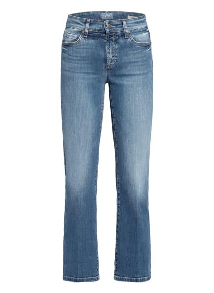 CAMBIO Flared Jeans PARIS EASY KICK, Farbe: 5102 medium contrast splinted (Bild 1)