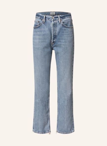 AGOLDE 7/8-Jeans LANA, Farbe: IMULSION IMULSION (Bild 1)