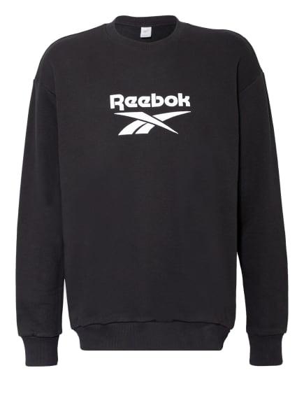 Reebok CLASSIC Sweatshirt VECTOR, Farbe: SCHWARZ (Bild 1)