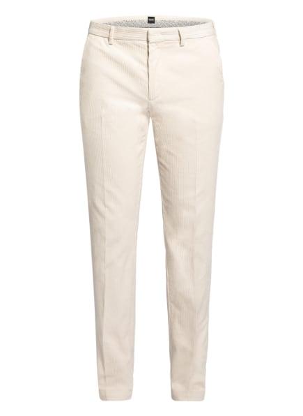 BOSS Cordhose KAITO Extra Slim Fit , Farbe: ECRU (Bild 1)