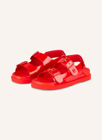 GUCCI Sandalen, Farbe: 6549 RED (Bild 1)