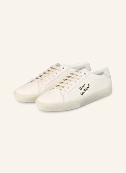 SAINT LAURENT Sneaker COURT CLASSIC SL/06, Farbe: CREME (Bild 1)