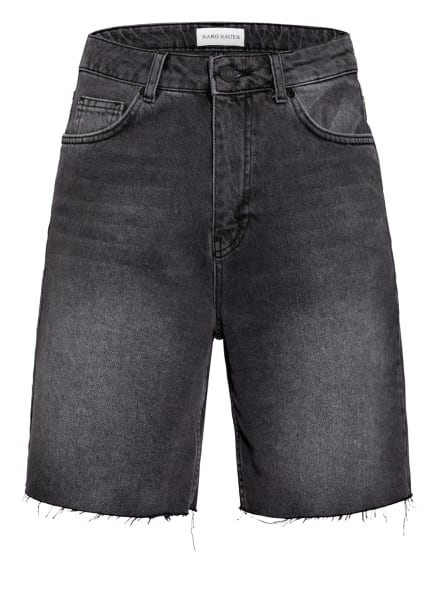 KARO KAUER Jeans-Shorts LULU, Farbe: 880 anthrazit (Bild 1)