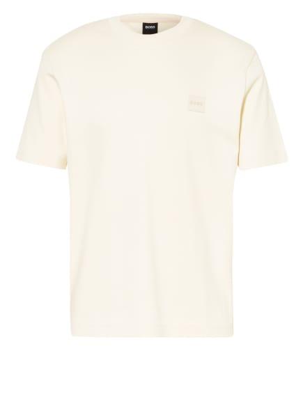 BOSS T-Shirt TSLOGO , Farbe: ECRU (Bild 1)