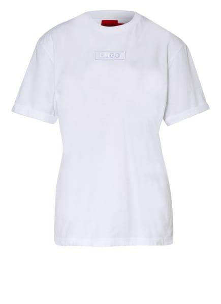 HUGO T-Shirt THE GIRLFRIEND, Farbe: WEISS (Bild 1)