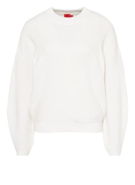 HUGO Pullover SHELIYA, Farbe: WEISS (Bild 1)