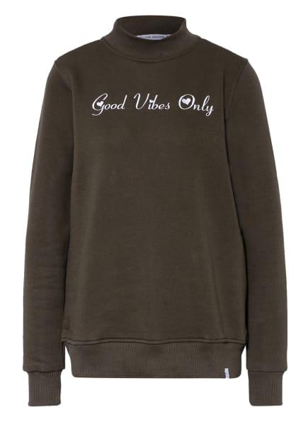 MIRACLE OF DENIM Sweatshirt, Farbe: KHAKI (Bild 1)