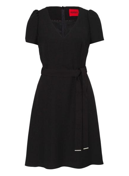 HUGO Kleid KIMIRAS, Farbe: SCHWARZ (Bild 1)