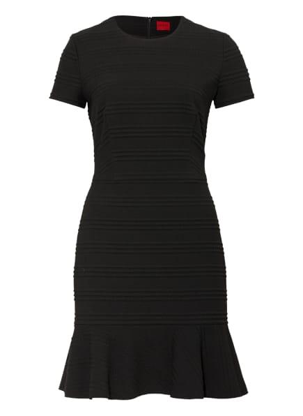 HUGO Kleid KILANAS, Farbe: SCHWARZ (Bild 1)