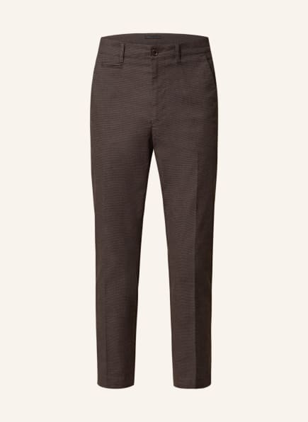 DRYKORN Chino KREW Slim Fit, Farbe: BRAUN (Bild 1)