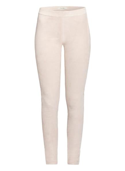 lilienfels Lederhose , Farbe: CREME (Bild 1)