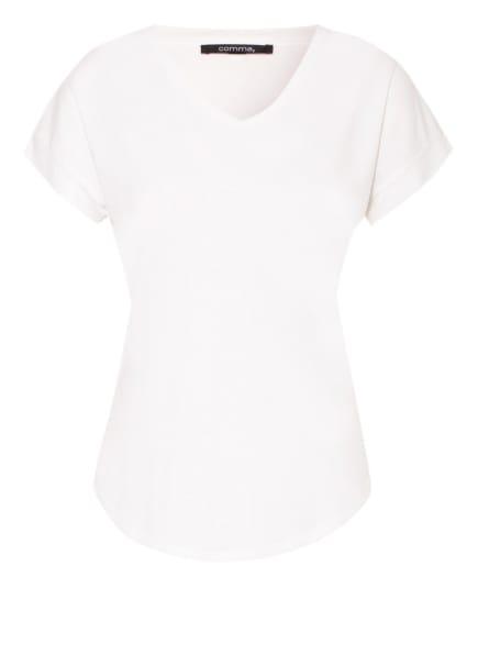 comma T-Shirt, Farbe: WEISS (Bild 1)