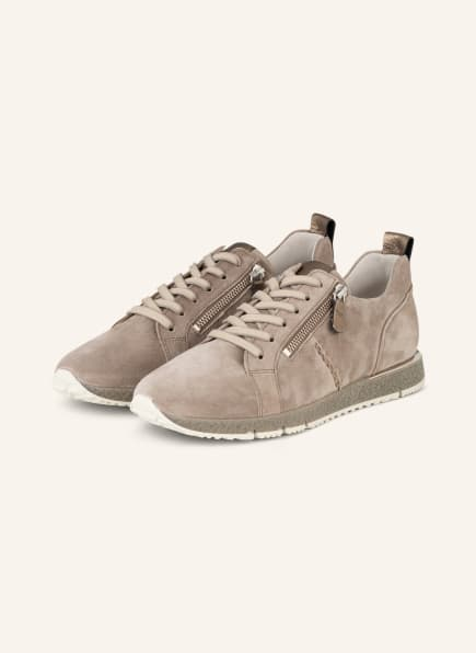 Gabor Sneaker, Farbe: TAUPE (Bild 1)
