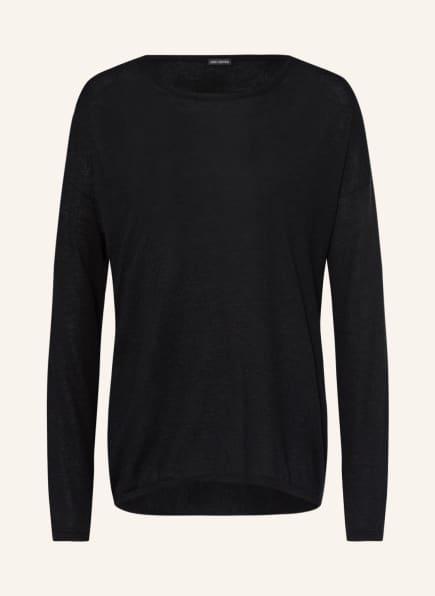 IRIS von ARNIM Cashmere-Pullover RUBY, Farbe: SCHWARZ (Bild 1)