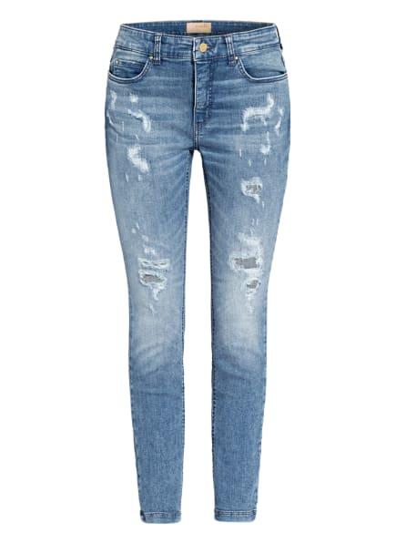 MAC Skinny Jeans DREAM, Farbe: D416 destoyed wash (Bild 1)