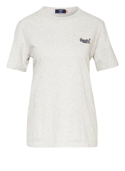 Superdry T-Shirt OL CLASSIC, Farbe: CREME (Bild 1)