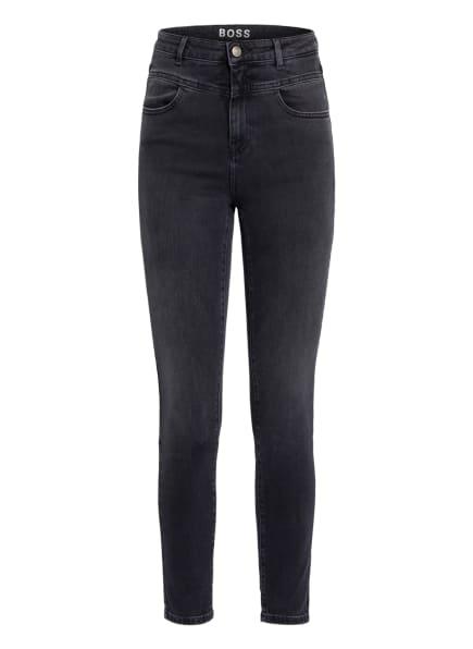 BOSS Skinny Jeans SKINNY CROP 1.2 , Farbe: 009 BLACK (Bild 1)