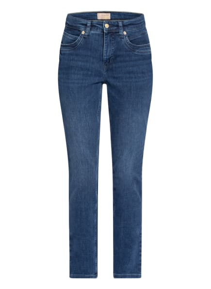 MAC Jeans MEL, Farbe: D696 dark blue modern washed (Bild 1)