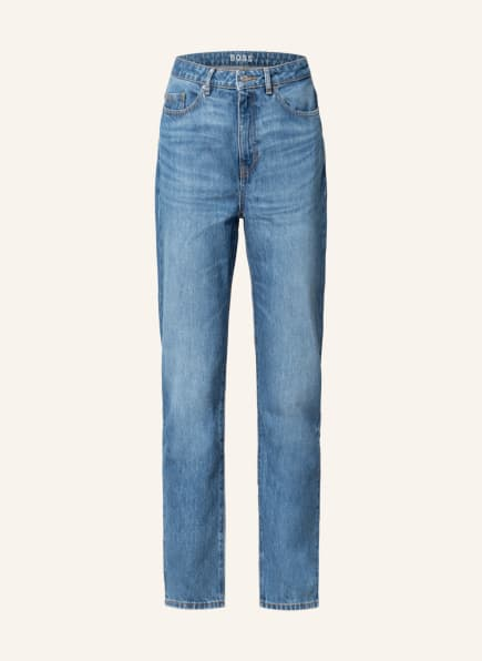 BOSS Straight Jeans STRAIGHT CROP 1.4, Farbe: 444 TURQUOISE/AQUA (Bild 1)