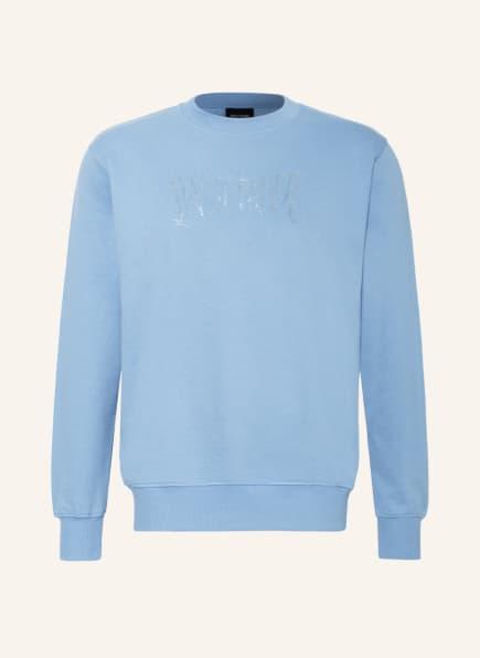 DAILY PAPER Sweatshirt LONNY, Farbe: HELLBLAU (Bild 1)