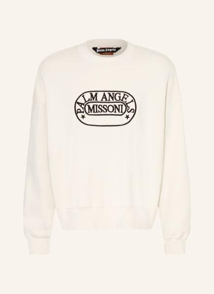 Palm Angels Sweatshirt , Farbe: ECRU (Bild 1)
