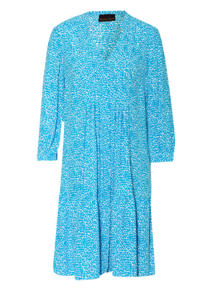 Phase Eight Kleid PENELE, Farbe: HELLBLAU/ WEISS (Bild 1)