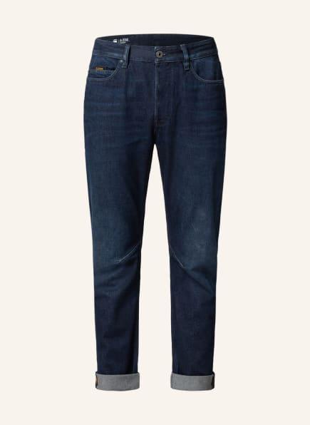 G-Star RAW Jeans A-STAQ Tapered Fit, Farbe: C602 worn in deep marine (Bild 1)