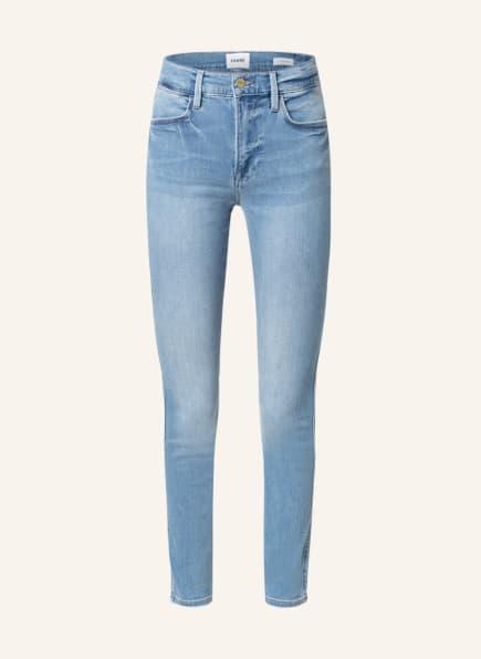 FRAME DENIM Skinny Jeans LE HIGH SKINNY, Farbe: TRPC TROPIC (Bild 1)