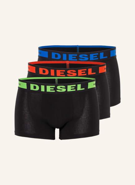 DIESEL 3er-Pack Boxershorts KORY, Farbe: SCHWARZ (Bild 1)