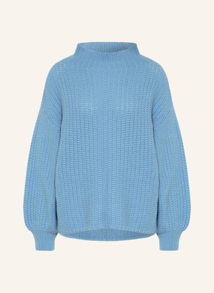 windsor. Cashmere-Pullover, Farbe: HELLBLAU (Bild 1)