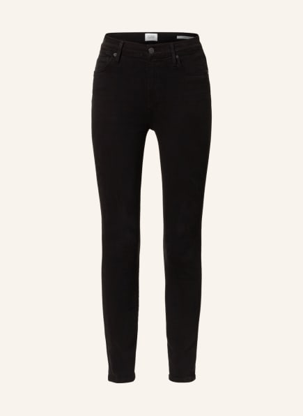 CITIZENS of HUMANITY Skinny Jeans ROCKET, Farbe: PLUSH BLACK PLUSH BLACK (Bild 1)