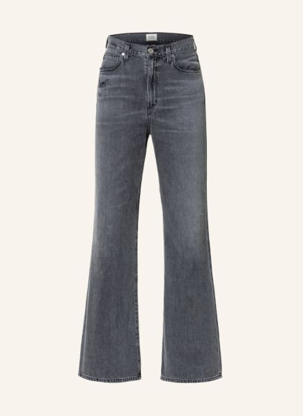 CITIZENS of HUMANITY Flared Jeans ROSANNA, Farbe: KARMA WASHED BLACK (Bild 1)